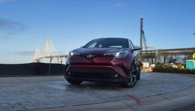 2018 Toyota C-HR XLE Premium R-Code 10