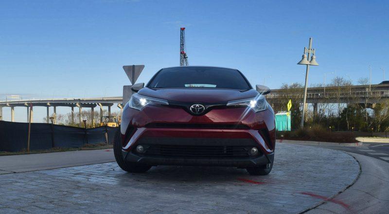 2018 Toyota C-HR XLE Premium R-Code 11