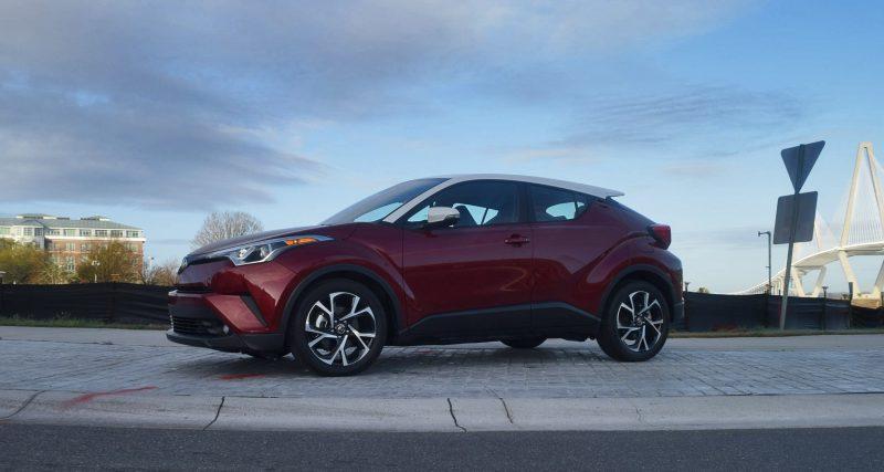 2018 Toyota C-HR XLE Premium R-Code 15