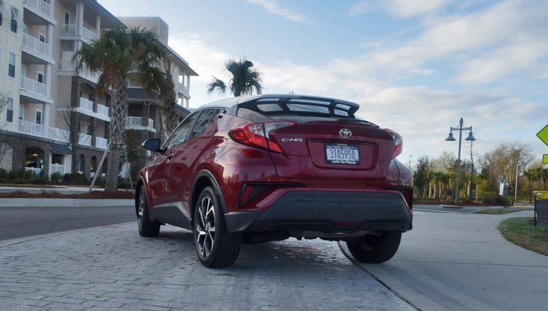 2018 Toyota C-HR XLE Premium R-Code 19