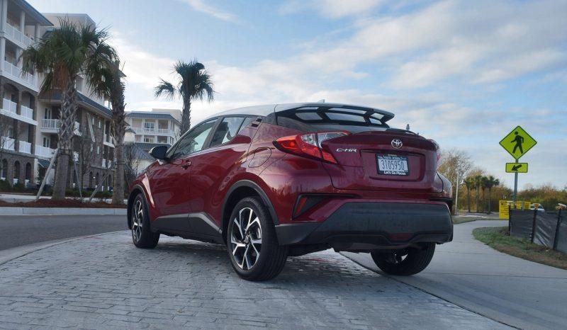 2018 Toyota C-HR XLE Premium R-Code 20