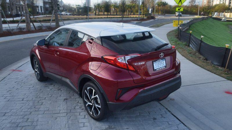 2018 Toyota C-HR XLE Premium R-Code 21