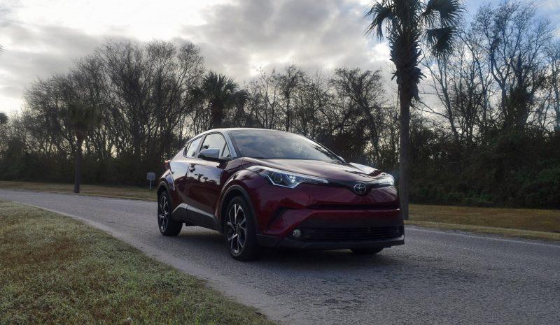 2018 Toyota C-HR XLE Premium R-Code 24
