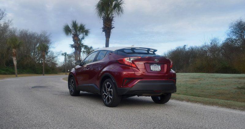 2018 Toyota C-HR XLE Premium R-Code 37