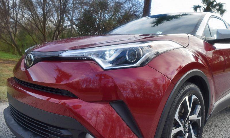 2018 Toyota C-HR XLE Premium R-Code 45