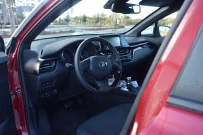 2018 Toyota C-HR XLE Premium R-Code 5