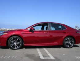 2018 Toyota Camry SE Hybrid – Road Test Review – By Ben Lewis