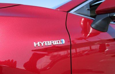 2018 Toyota Camry SE Hybrid 11