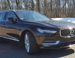 Road Test Review – 2018 Volvo V90 Inscription – By Carl Malek