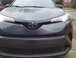 Road Test Review – 2018 Toyota C-HR XLE – By Carl Malek