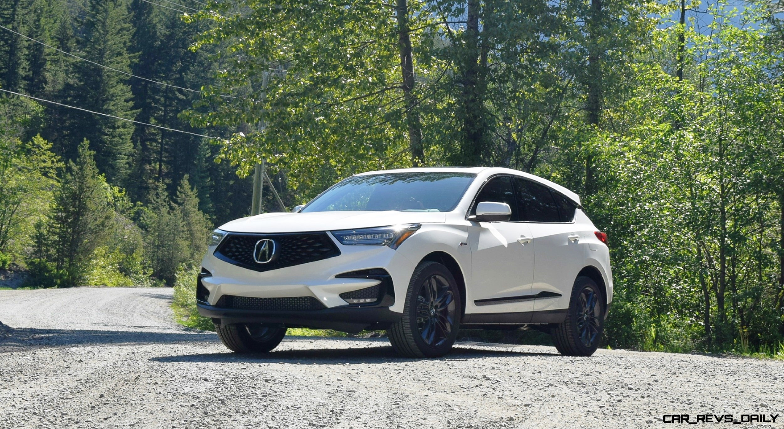 2019 Acura RDX A-Spec - First Drive Review - By Josh ...