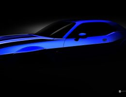 Dodge Teases 2019 Challenger Hellcat