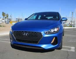 2018 Hyundai Elantra GT A/T – Road Test Review – By Ben Lewis