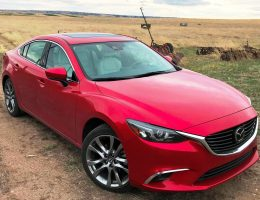 Review: 2017.5 Mazda6 Delights With Handling, Styling and Features – By Tim Esterdahl