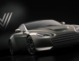 "Aston Martin Unveils Limited Edition ""V600"" Vantage, Model Customer Commissioned Special"