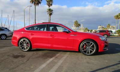 2018 Audi S5 Sportback 22