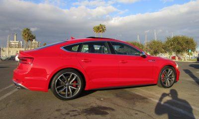 2018 Audi S5 Sportback 23