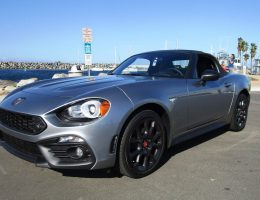 2018 Fiat 124 Spider Abarth – Road Test Review – By Ben Lewis