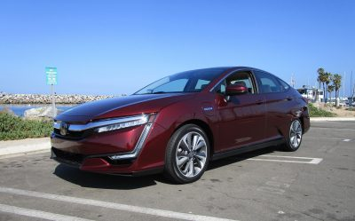 2018 Honda Clarity Plug-in Hybrid 1