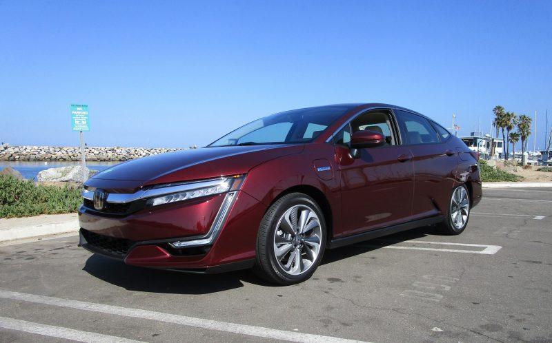 2018 Honda Clarity Plug-in Hybrid 1