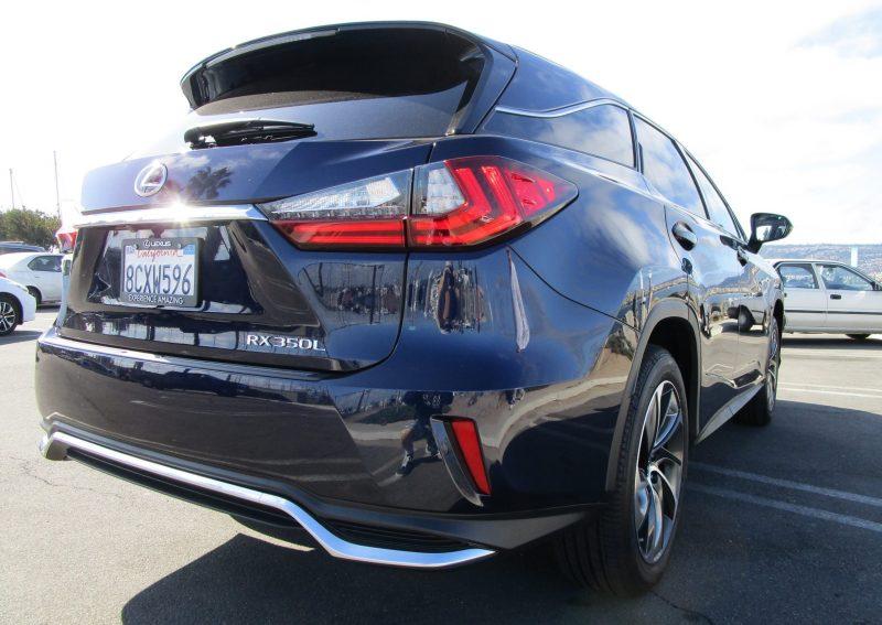 2018 Lexus RX350L 8