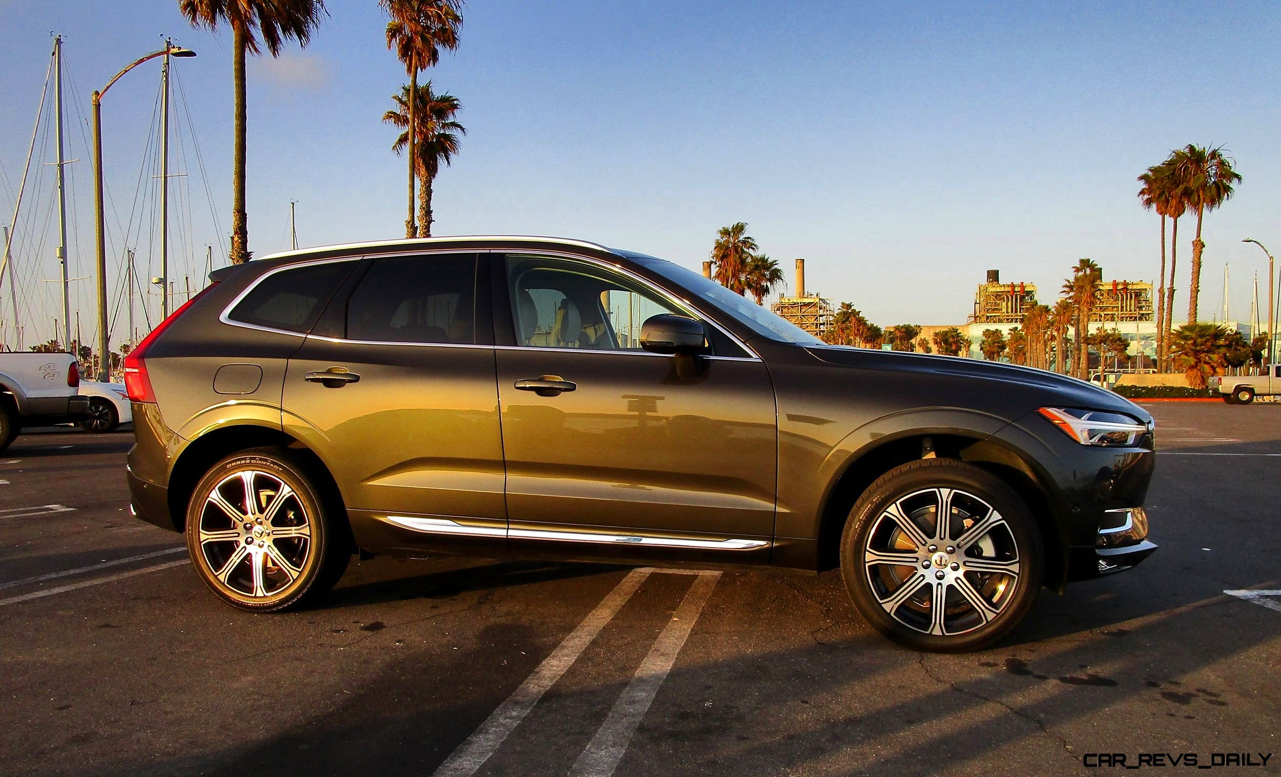 2018 Volvo Xc60 T6 Awd Inscription Road Test Review By Ben Lewis