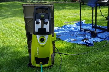Car Maintenance Product Review – SunJoe SPX3000 Pressure Washer – By Carl Malek [Video]
