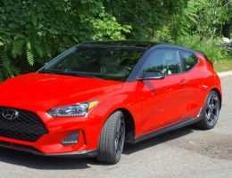 Road Test Review – 2019 Hyundai Veloster Turbo Ultimate – By Carl Malek