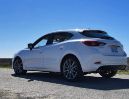 2018 Mazda3 GT 5-Door - Road Test Review w/ Perf Drive Video