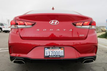 2018 Hyundai Sonata Limited 2.0T – Road Test Review – By Ben Lewis