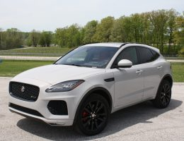 Road Test Review - 2018 Jaguar E-Pace P300 R-Dynamic - By Carl Malek