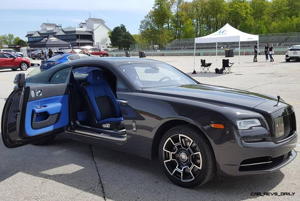 Road Test Review - 2018 Rolls Royce Wraith Black Badge ...