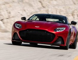 Aston Martin Unveils Sleek 2019 DBS Superleggera