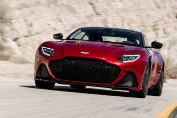 Aston Martin Unveils Sleek 2019 DBS Superleggera