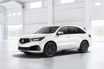 2019 Acura MDX Debuts, Brings Nicer Interior, A-Spec Trim To Venerable Nameplate