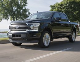2019 F-150 Limited Recieves Raptor Power, Brings 450 Horsepower To Luxury Pickup Segnent