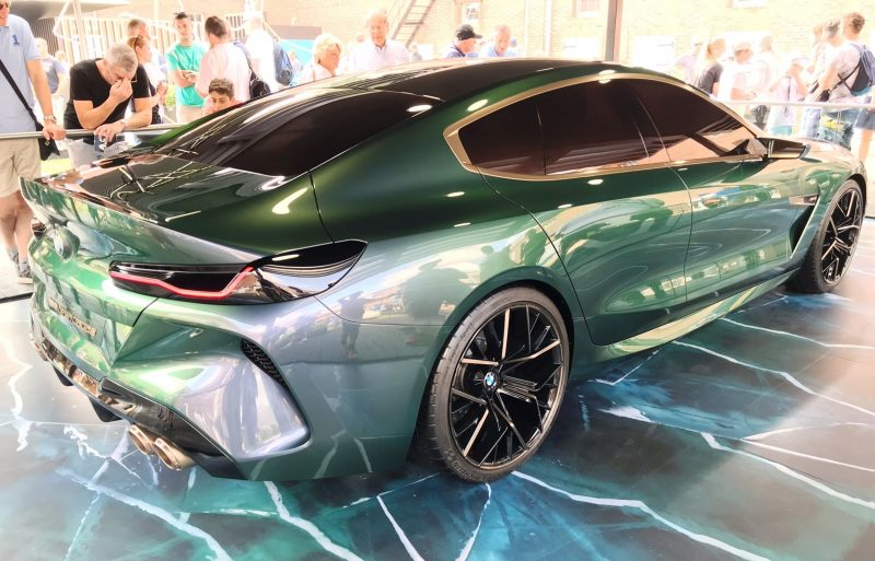 2018 BMW M8 Concept Gran Coupe 1