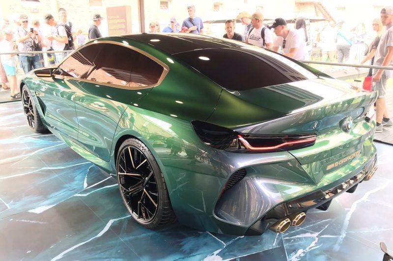 2018 BMW M8 Concept Gran Coupe 13