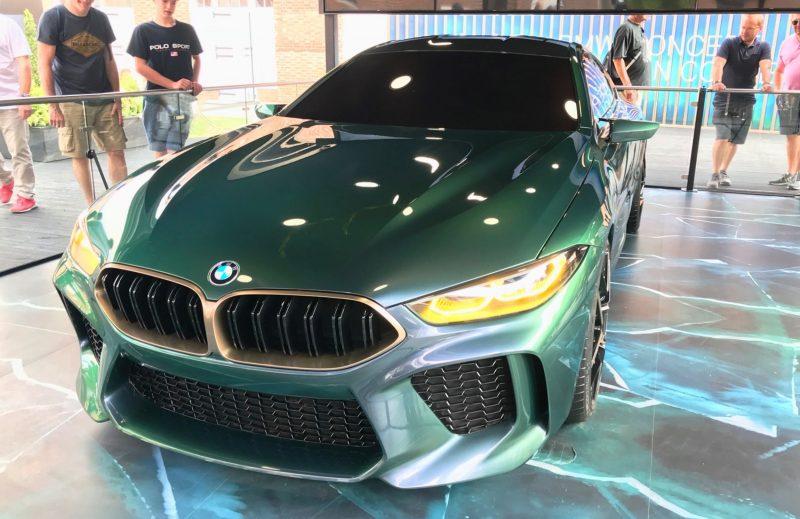 2018 BMW M8 Concept Gran Coupe 14