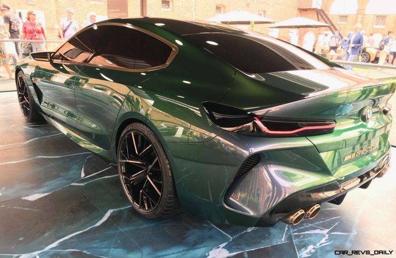 2018 BMW M8 Concept Gran Coupe 17