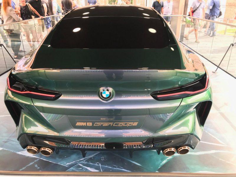 2018 BMW M8 Concept Gran Coupe 18