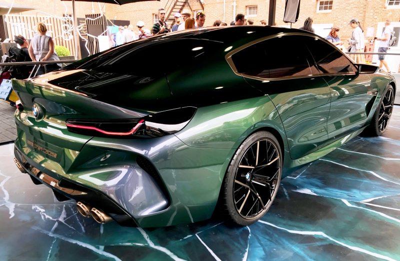 2018 BMW M8 Concept Gran Coupe 19