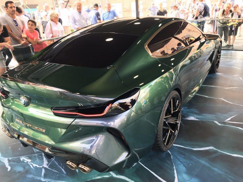 2018 BMW M8 Concept Gran Coupe 2