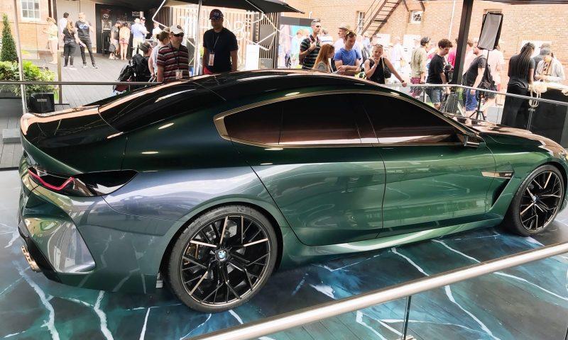 2018 BMW M8 Concept Gran Coupe 20