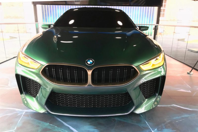 2018 BMW M8 Concept Gran Coupe 21