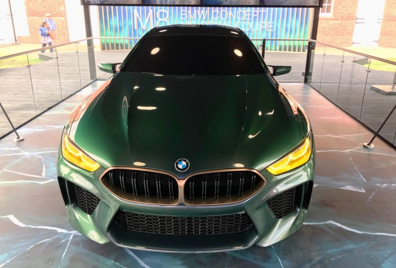 2018 BMW M8 Concept Gran Coupe 22