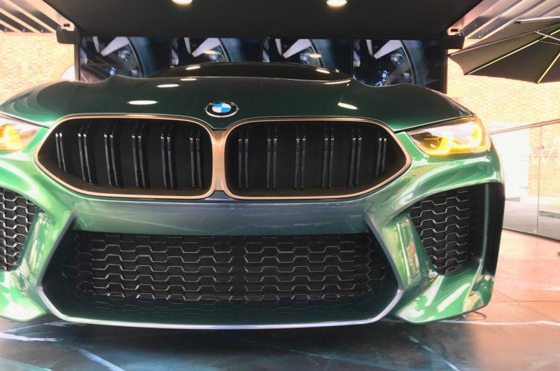 2018 BMW M8 Concept Gran Coupe 23