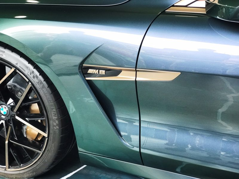 2018 BMW M8 Concept Gran Coupe 3