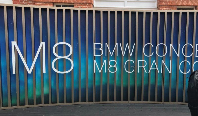 2018 BMW M8 Concept Gran Coupe 5