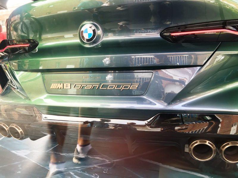 2018 BMW M8 Concept Gran Coupe 6